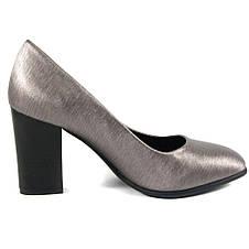 Туфли женские Betsy 998024-02-04 серебрянные (36), фото 2