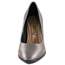 Туфли женские Betsy 998024-02-04 серебрянные (36), фото 3