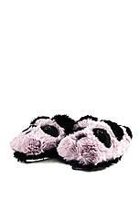 Тапочки комнатные подростковые Home Story 91554-TC фиолетовые (30)