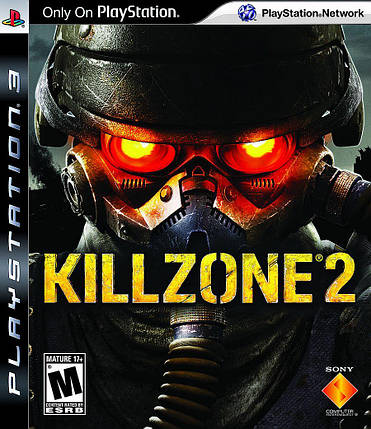 Игра для игровой консоли PlayStation 3, Killzone 2 (БУ), фото 2