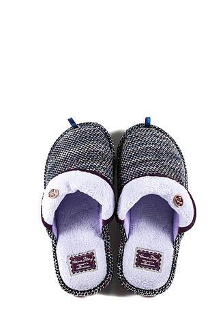 Тапочки комнатные женские Home Story 91240-EC фиолетовые (36), фото 2