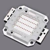 Светодиодная матрица LED 30Вт 620-630nm 20-22V 900mAh, красный