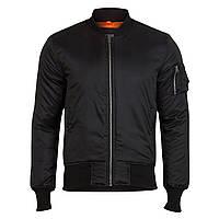 Куртка Surplus Basic Bomber Jacket L Черный 20-3530-03, КОД: 1381886