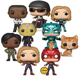 Funko POP! Captain Marvel