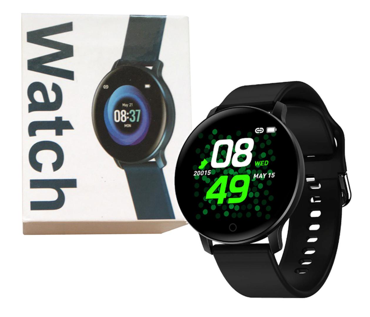 Фитнес браслет Smart X9 Черный