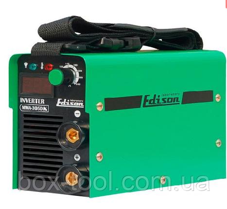 Зварювальний інвертор Edison MMA-305 DK, фото 2