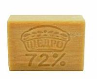 Мыло хозяйственное 200г, 72% Запорожье Агрокосм