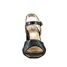 Босоножки женские Azatti 8055 серебряные (36), фото 3