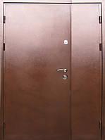 Двери полуторные REDFORT Арка метал+ МДФ оптима+