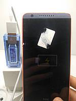 Телефон HTC Desire 820 (битый тач айди и есть дефекты по корпусу) на запчасти