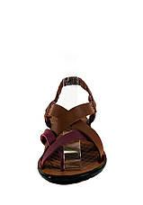 Босоніжки жіночі літні TiBet коричневий 19453 (36), фото 3