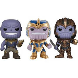 Коллекционные фигурки Фанко Поп Funko Pop Танос Thanos