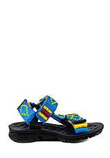Сандали подростковые TiBet 7 желто-голубые (26), фото 2