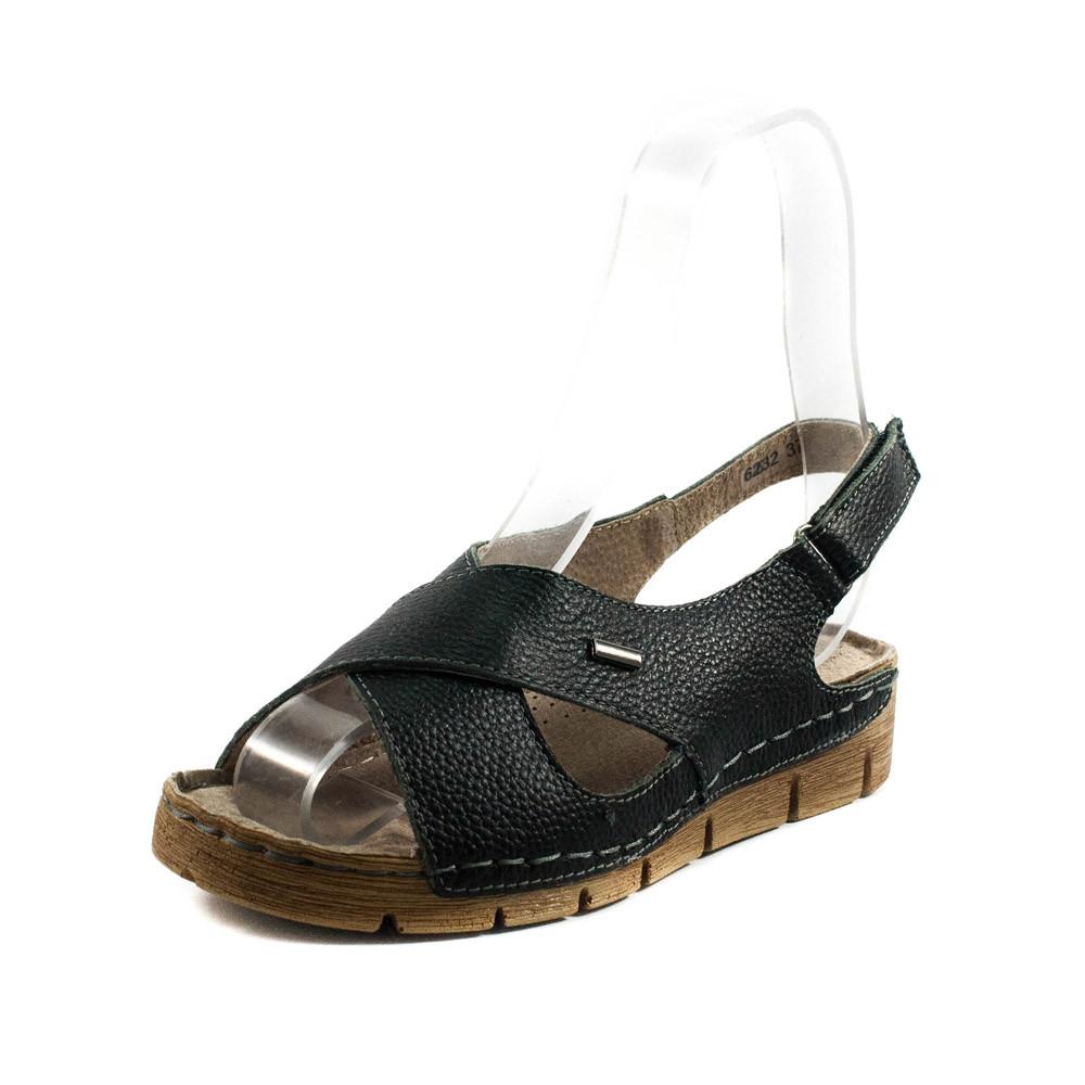 Босоножки женские летние Allshoes 6232 черные (37)