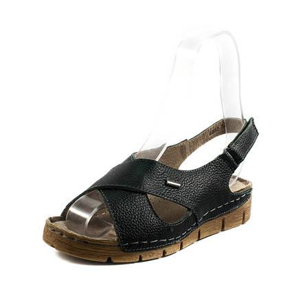 Босоножки женские летние Allshoes 6232 черные (37), фото 2