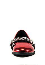 Балетки женские Elmira 606-1 красные (36), фото 3