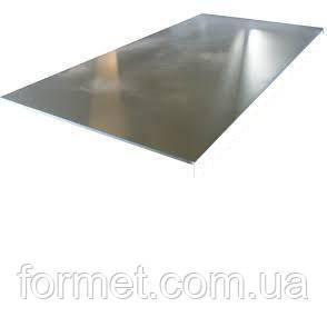 Лист алюминиевый  2,0*1000*2000 АМГ3