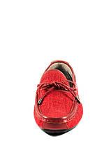 Мокасини чоловічі TiBet червоний 19477 (43), фото 3
