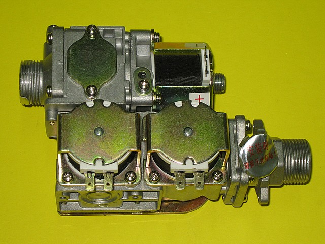 Газовый клапан с модулятором и штуцером H 4300300016 Solly