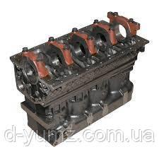 245-1002001-05 Блок цилиндрів Д-245-9,12с (МАЗ,ЗИЛ) Євро-1,2(вир-во Білорусь,ММЗ)