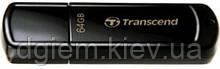 Флеш-память 64Гб TRANSCEND JetFlash 350 Black