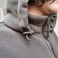 Толстовка женская флисовая OLIVE, фото 8
