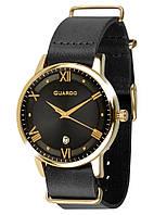 Чоловічі наручні годинники Guardo 011994-4 (GBB)