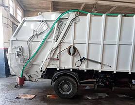 Профи ММБ (Мойка мусорных баков)