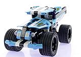 Конструктор JiSi bricks 3420 Трюковой грузовик, фото 2