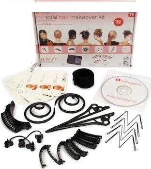Набор заколок для волос Hairagami( заколки Хэагами)