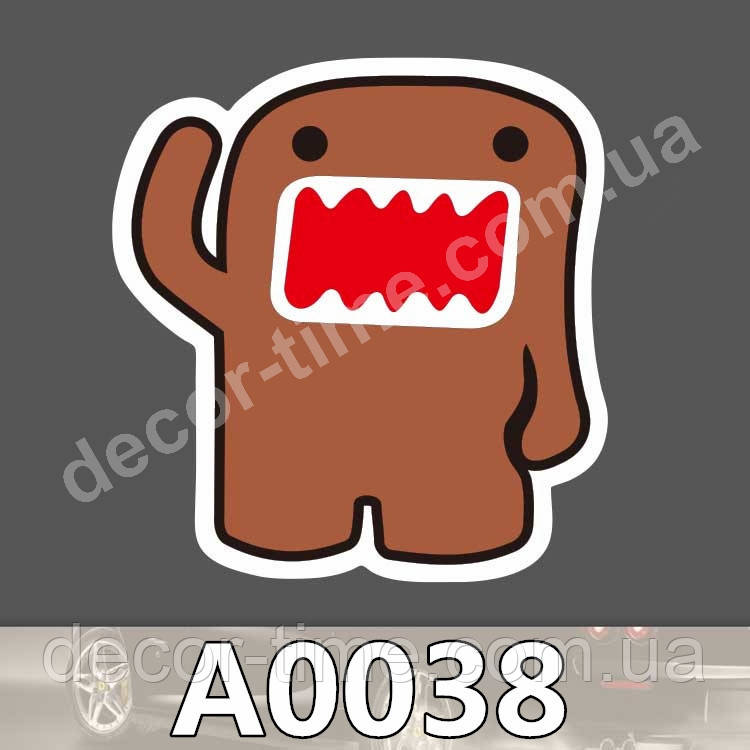 "Стікер: ""A0038"""