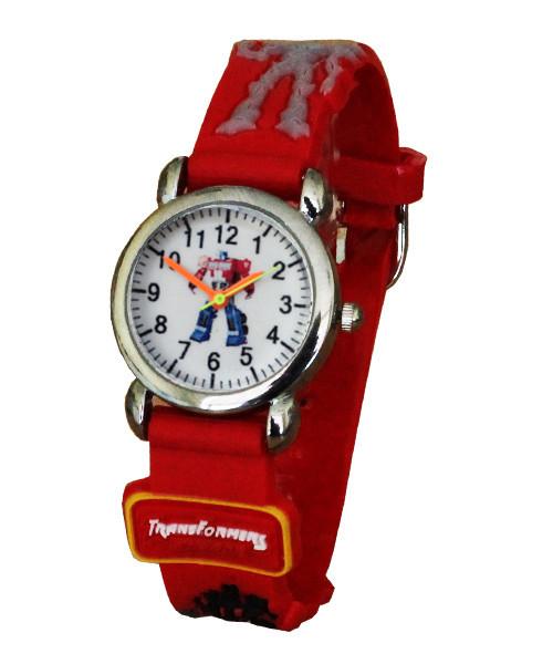 Часы детские для мальчика Трансформер