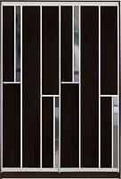 ШКАФ-КУПЕ 35/35 венге + дзеркало профіль 1