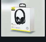 Наушники Baseus Encok D07 Wireless Bluetooth Headphones (NGD07-01). Черный., фото 9
