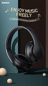 Навушники Baseus Encok D07 Wireless Bluetooth Headphones (NGD07-01). Чорний.