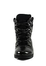 Черевики зимові підліткові MIDA чорний 18700 (36), фото 3