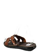 Шлепанцы женские TiBet 34-51 коричневые (37), фото 2