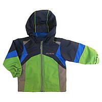 Демисезонная куртка для мальчика, Gusti, размеры 86-140