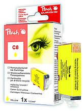 Картридж струйный, желтый (Yellow), Canon CLI 8, 0623B001 с оригинальным чипом.