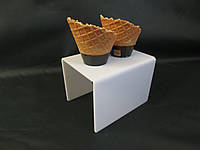 Подставка под мороженое на 2 рожка, фото 1