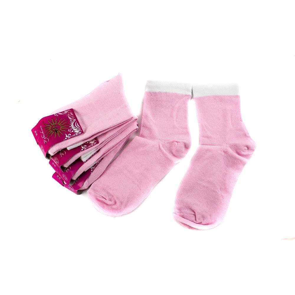 Носки женские Рубеж-Текс 2с10 роз.однотонн 36-39