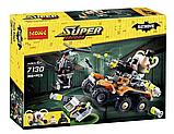 Конструктор DECOOL 7130 Химическая атака Бейна. Аналог Lego technic. Развивающие игрушки., фото 6
