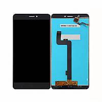 Дисплейный модуль Xiaomi Mi Max 2 with touch screen black original Китай