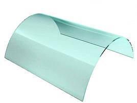 Гнутое стекло (моллирование) для душевых кабин