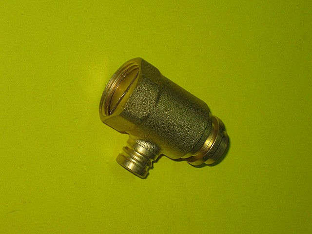 Сбросной клапан (клапан безопасности) HFi Solly