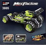 Конструктор Гоночный болид DECOOL MecFactor 3805, фото 4