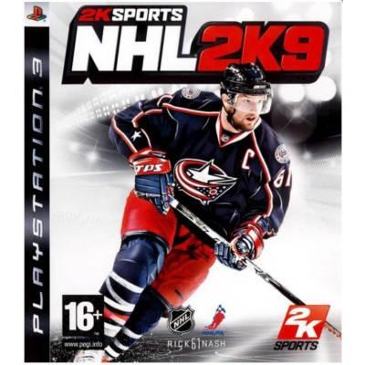 Игра для игровой консоли PlayStation 3, NHL 2K9 (БУ), фото 2