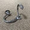 Крючок для подхватов для  штор или гардин (1 шт)