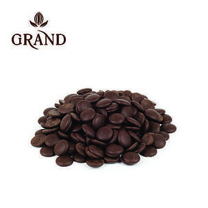 Шоколад чорний 55 % GRAND, фото 2
