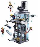 Конструктор DECOOL 7114 Эра Альтрона: Нападение на Башню Мстителей, фото 3